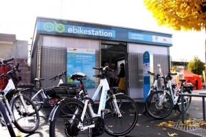 Pedelecverleihstationen - wichtiger Bestandteil zukunftsfähiger Mobilität